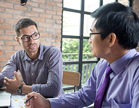 Ways to manage a difficult conversation at work