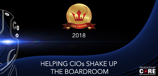 CIO Crown 2018: Helping CIOs shake up the boardroom