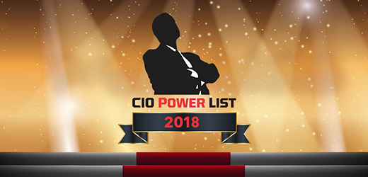 CIO Power List 2018: Recognising ICT legends shaping the future of business
