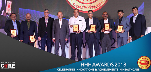 HHH Awards 2018: Celebrating innovation and achievements in healthcare