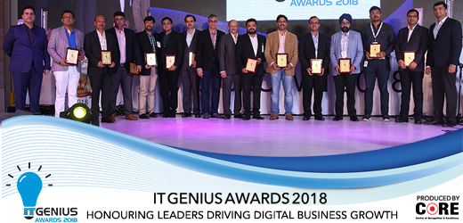 IT Genius Awards 2018: Honouring leaders driving digital business growth