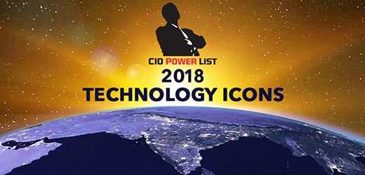 Most Influential Technology Icons felicitated at CIO POWER LIST 2018