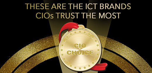 These are the ICT brands CIOs trust the most