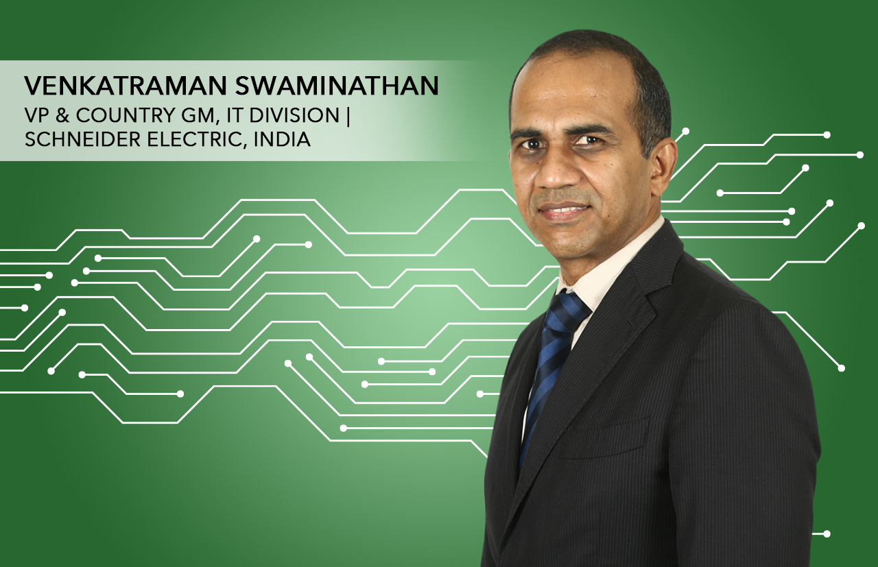 'Energy management in data centres is becoming a software-defined activity'