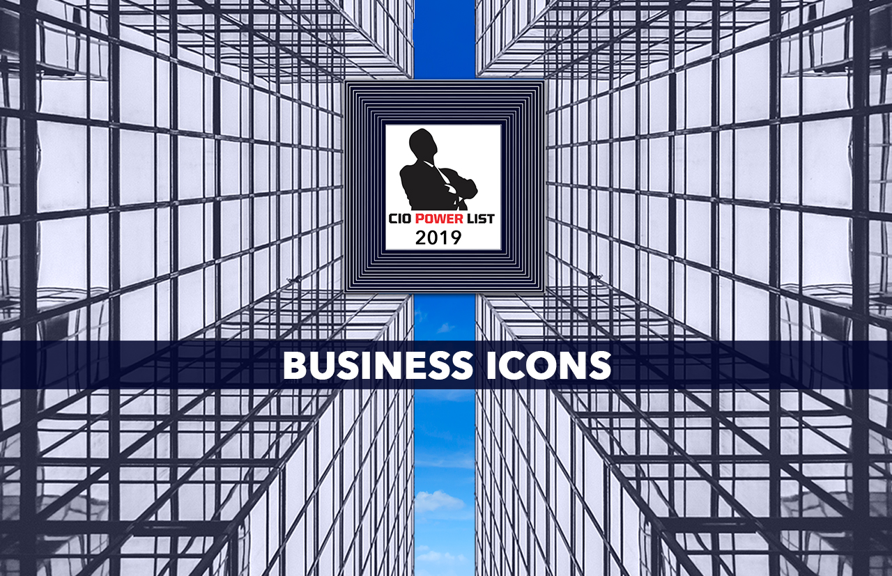 Celebrating Business Icons reigning over competition