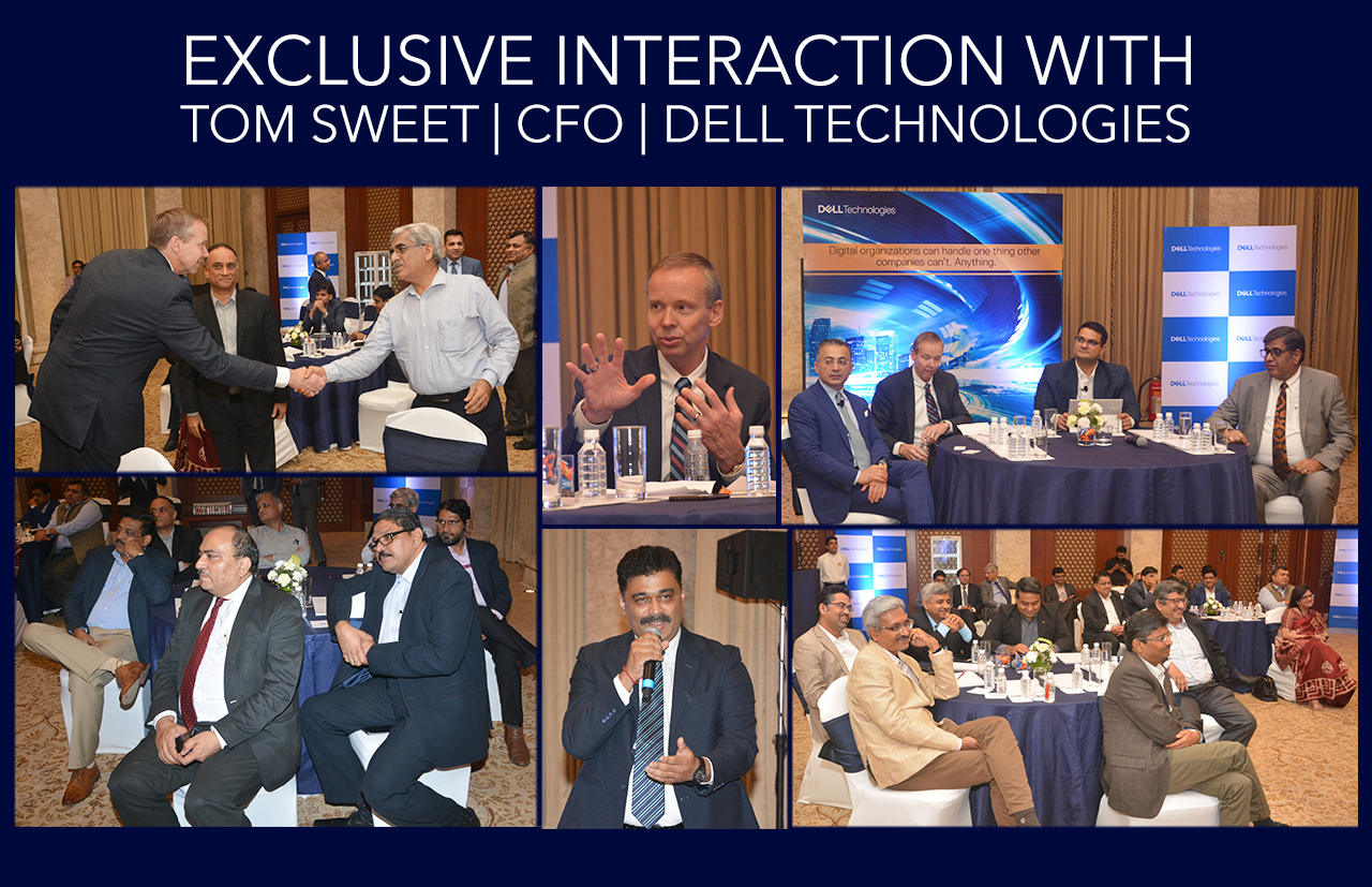Leader Connect: Exclusive interaction with Tom Sweet, CFO, Dell Technologies