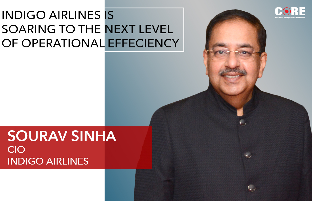 With digital onboard, Indigo Airlines is soaring to the next level of operational efficiency