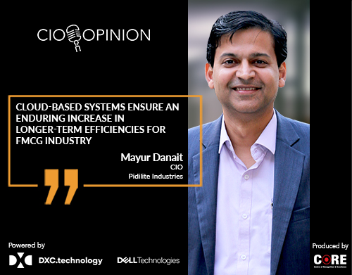 Cloud-based systems ensure an enduring increase in longer-term efficiencies for FMCG industry