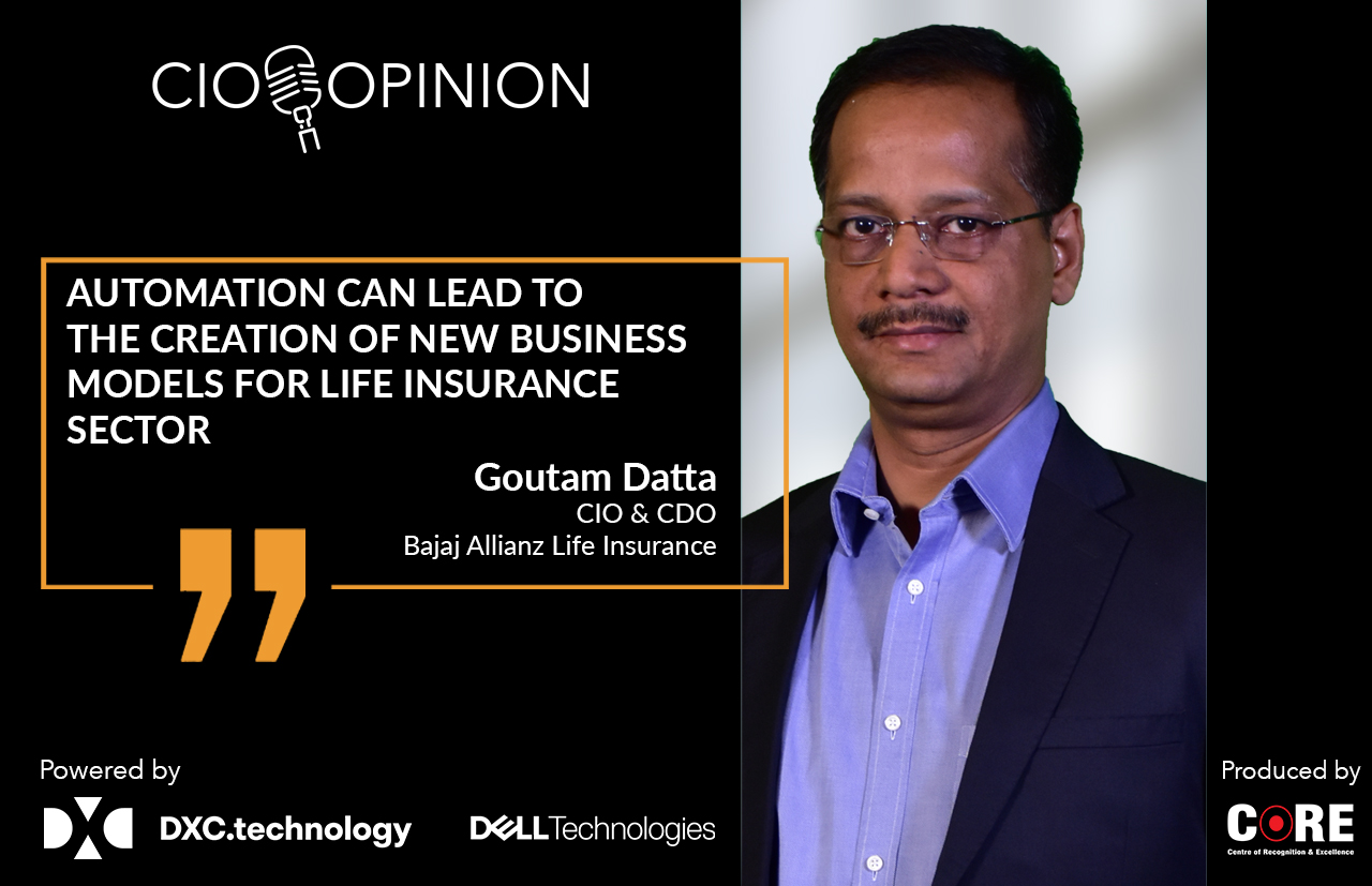 Automation can lead to the creation of new business models for Life Insurance sector