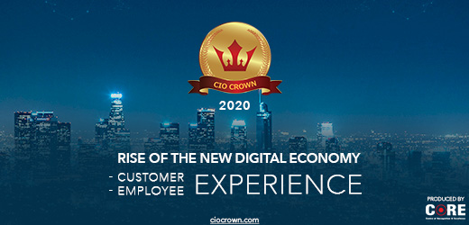 CIO Crown 2020: Prepping for the rise of the new digital economy