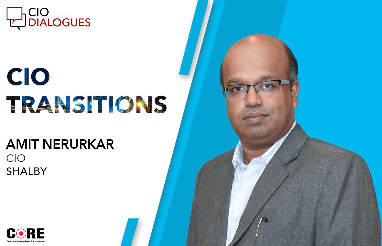 Amit Nerurkar joins Shalby Hospitals as CIO