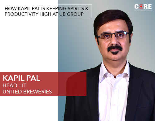 How Kapil Pal is keeping spirits and productivity high at UB Group