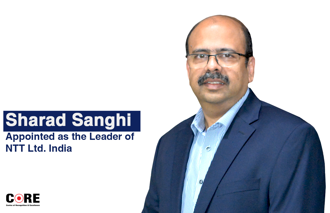 NTT Ltd announces business integration; appoints Sharad Sanghi as the Leader for India Business