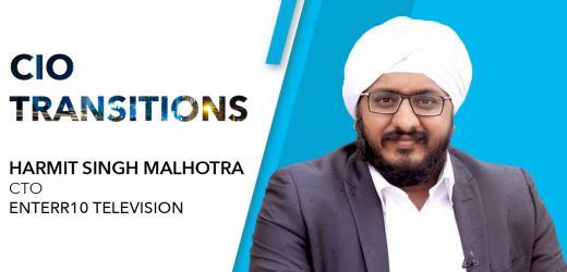 Harmit Singh Malhotra quits Republic TV; joins Enterr10 as CTO