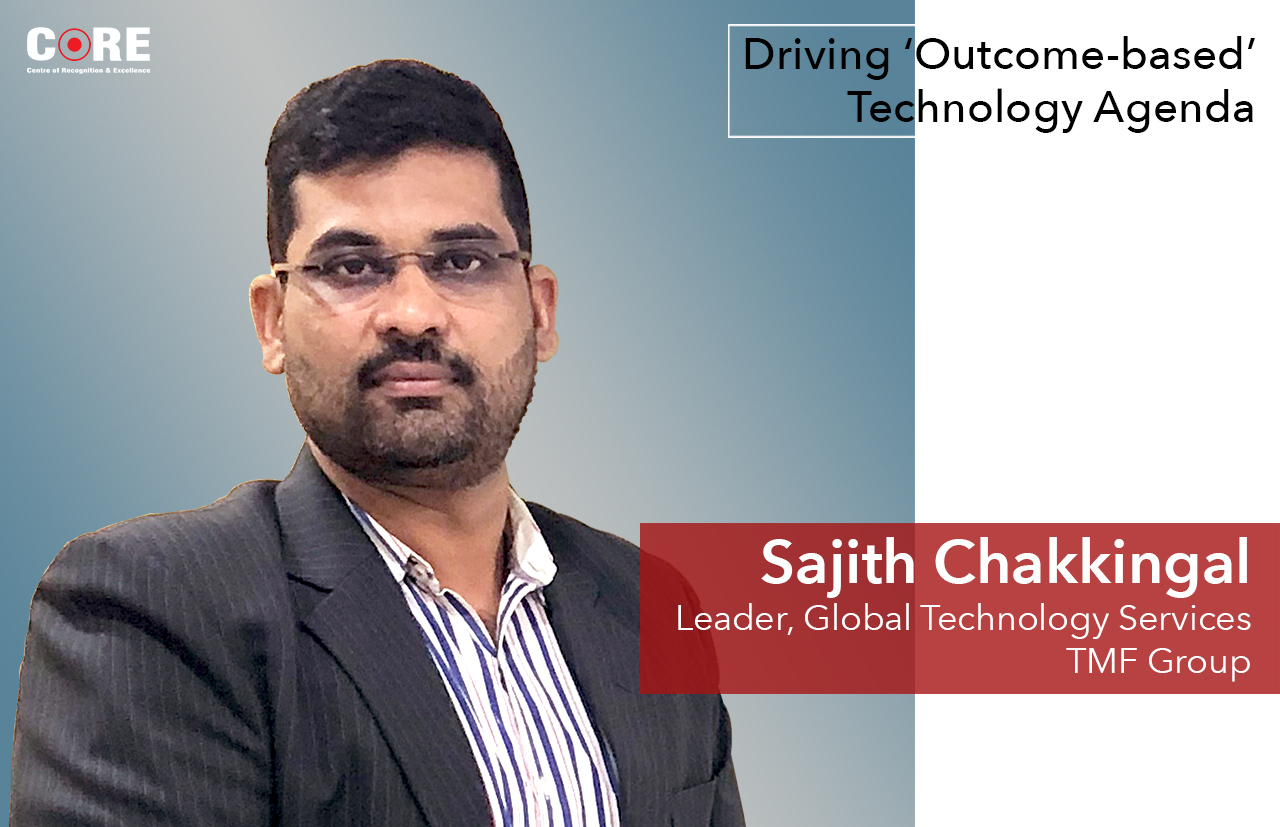 At TMF, We are Driving an 'Outcome-based' Technology Agenda