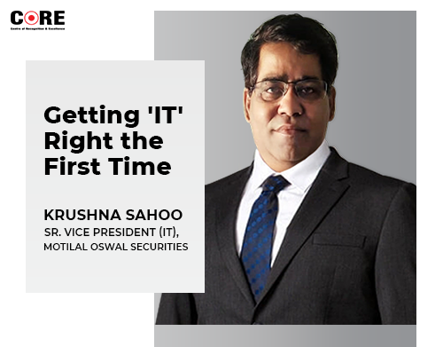 How 'First Time Right' Approach Yields Better Customer Experience for Motilal Oswal Securities