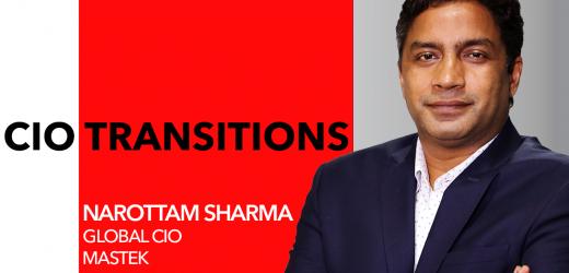 Narottam Sharma Takes over as Mastek Global CIO