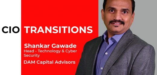 Shankar Gawade joins DAM Capital Advisors