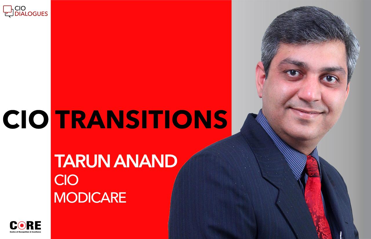 Tarun Anand Quits Dabur; Joins Modicare as CIO