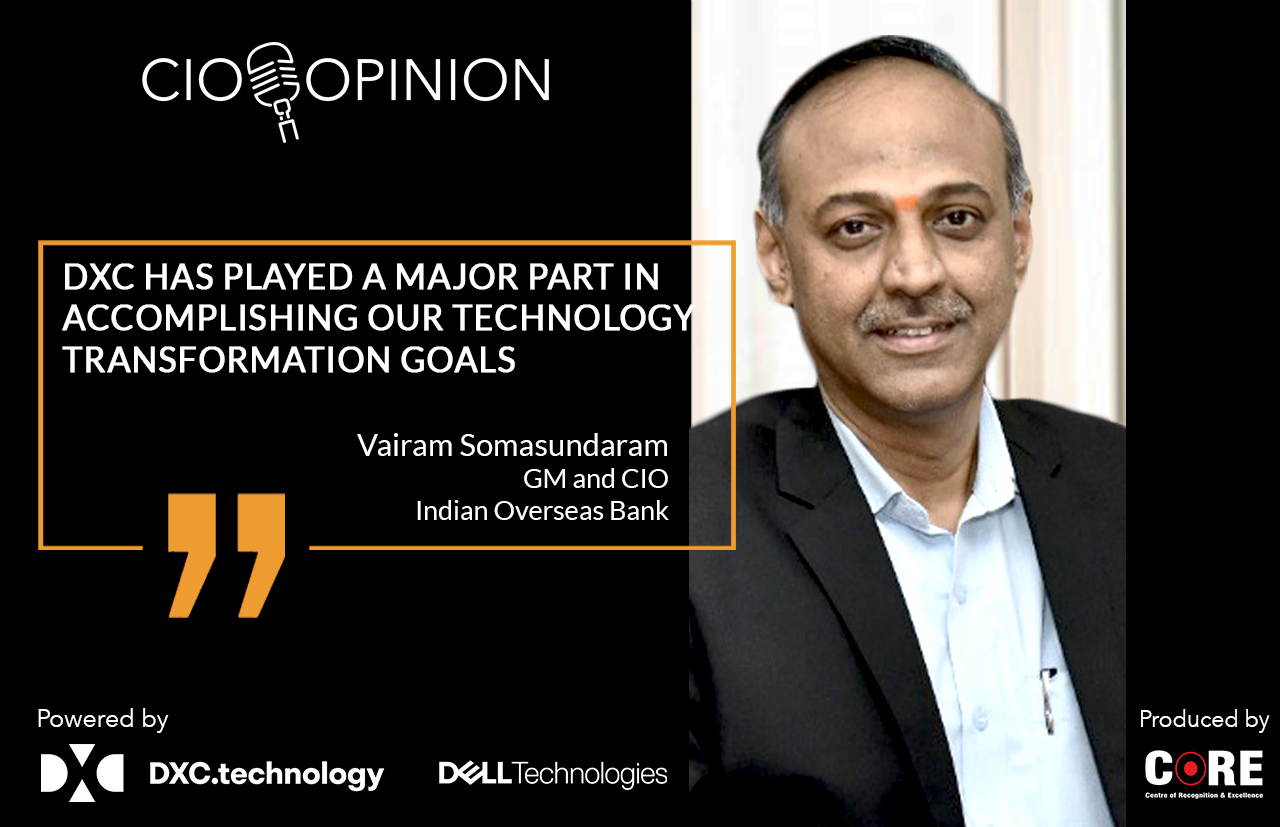 How DXC Technology Helped IOB Transform Core Banking Operations