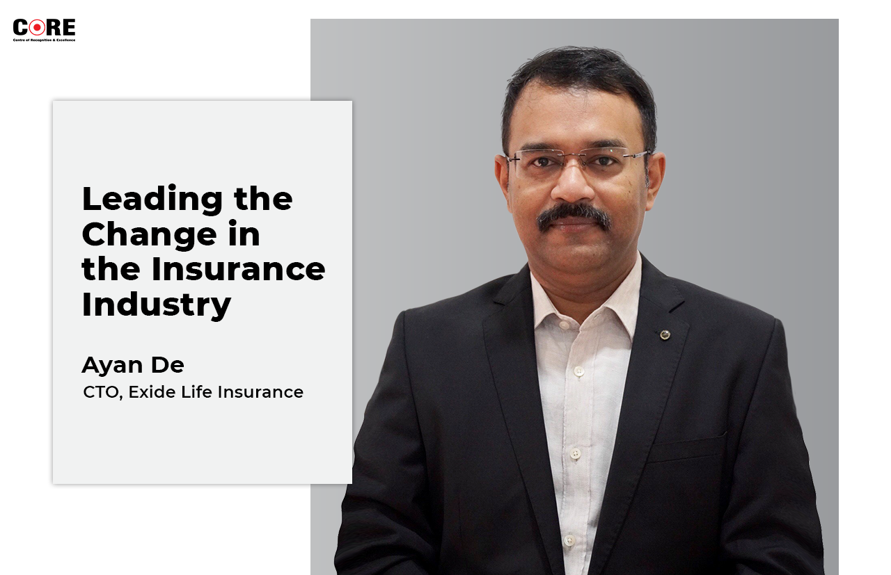 Exide Life CTO Ayan De on How CIOs in the Insurance Sector are Leading the Change